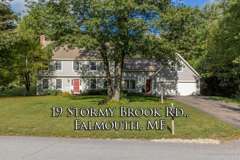 19 Stormy Brook Road Falmouth ME 04105