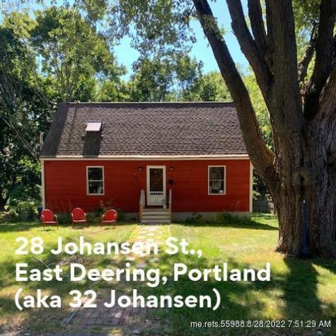 28 Johansen Street Portland ME 04103