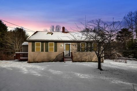 467 Cape Road Hollis ME 04042