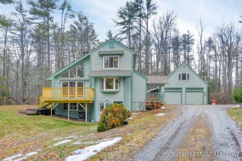 55 Mitchell Hill Road Scarborough ME 04074