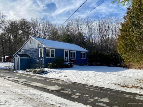 183 Fort Hill Road Standish ME 04084