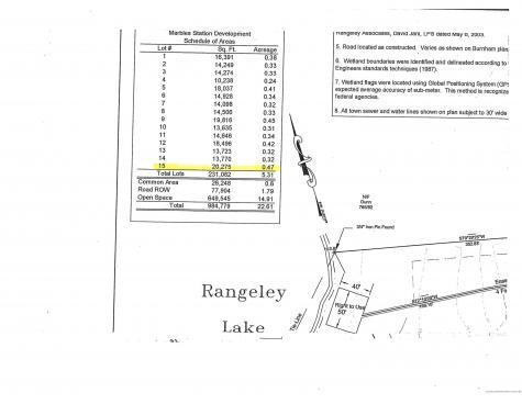 15 Marbles Way Rangeley ME 04970