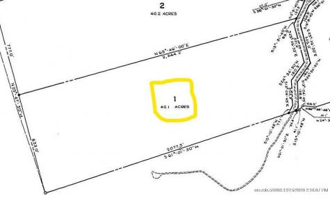 Lot 1 Walker Heights Orland ME 04472
