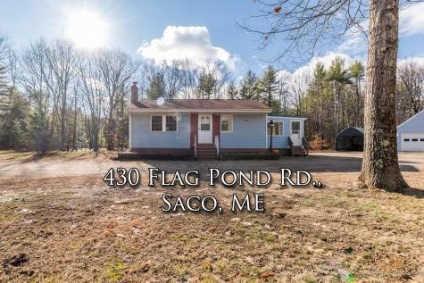 430 Flag Pond Road Saco ME 04072