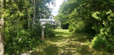 246 Camp Road Cooper ME 04657