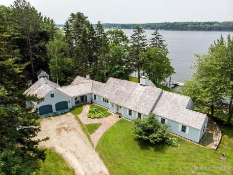 62 Sheepscot Shores Road Boothbay ME 04571