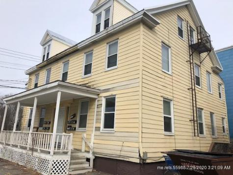 2-4 Main Place Waterville ME 04901