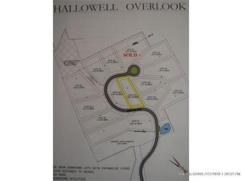 Lot 11 Overlook Drive Hallowell ME 04347