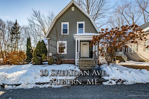 10 Sheridan Avenue Auburn ME 04210