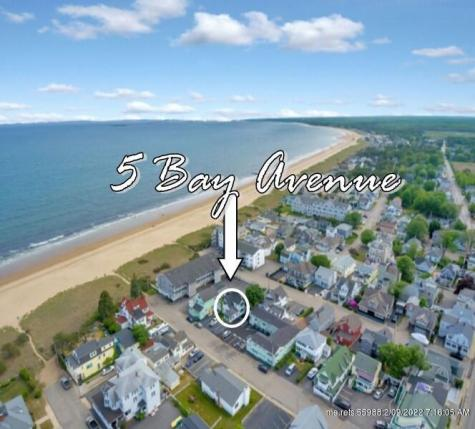 5 Bay Avenue Old Orchard Beach ME 04064