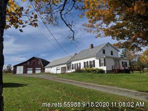 66 Bailey Hill Road Cambridge ME 04923
