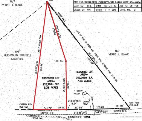 00 Ossipee Trail Limington ME 04049