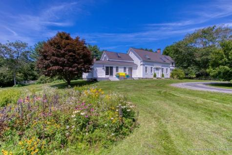 107 Dover Road Boothbay ME 04537