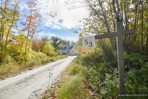 53 Winterview Lane Blue Hill ME 04614