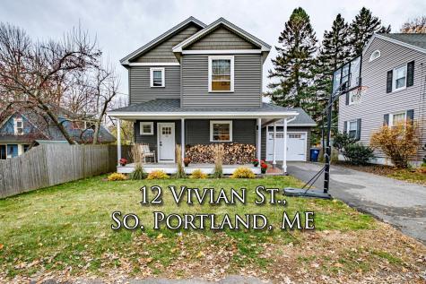 12 Vivian Street South Portland ME 04106