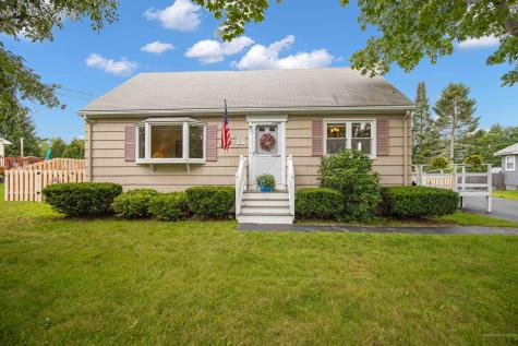 57 Constitution Drive Westbrook ME 04092