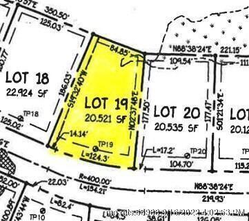Lot 19 Rt 1A (Honey Hill Estates) Hampden ME 04444