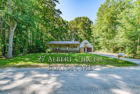 27 Albert Circle Buxton ME 04093