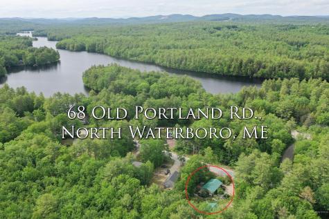 68 Old Portland Road Waterboro ME 04061