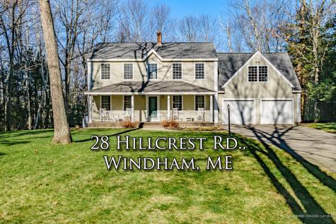 28 Hillcrest Road Windham ME 04062