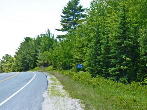 Route 172 Blue Hill ME 04614