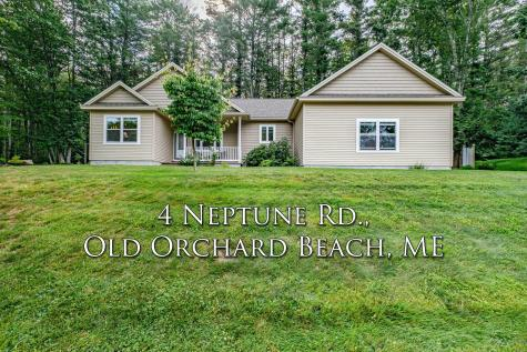 4 Neptune Road Old Orchard Beach ME 04064
