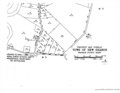 Lot 63 Intervale Road New Sharon ME 04955