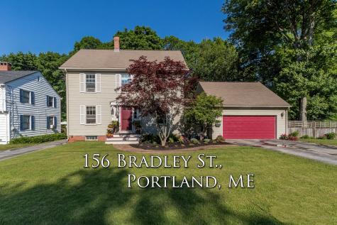 156 Bradley Street Portland ME 04102