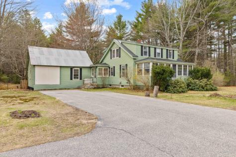 489 Plains Road Hollis ME 04042