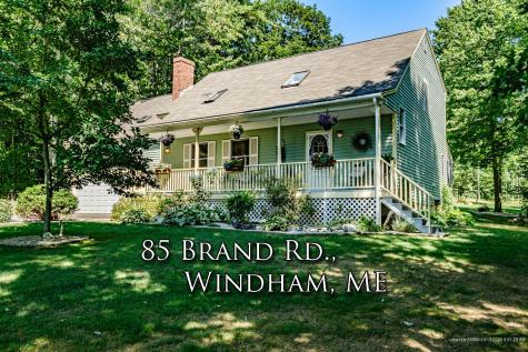 85 Brand Road Windham ME 04062