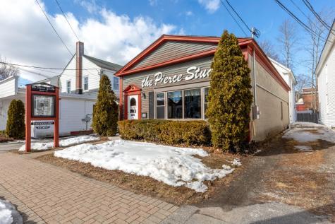 14 Pleasant Street Brunswick ME 04011