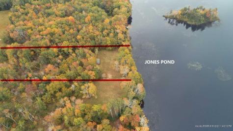 Pond Road Gouldsboro ME 04607