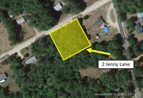 2 Jenny Lane Oxford ME 04270