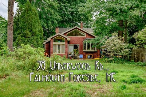 38 Underwood Road Falmouth ME 04105