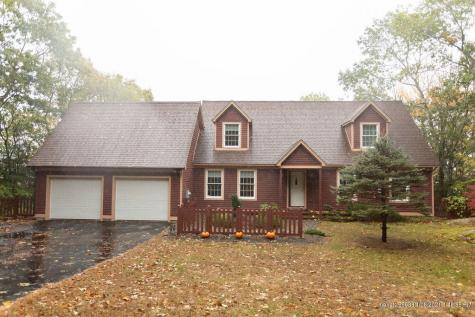 93 Firth Drive Boothbay ME 04537