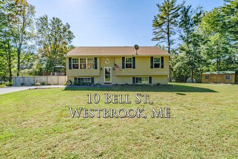 10 Bell Street Westbrook ME 04092
