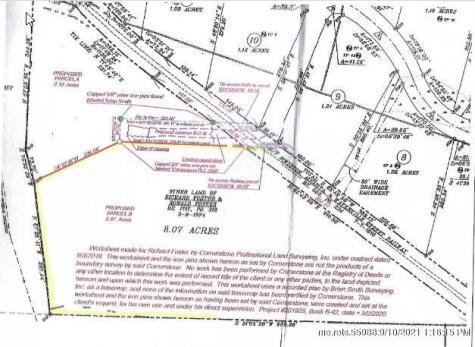 Lot B Nottingham Lane Litchfield ME 04350