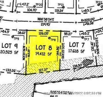 Lot 8 Rt 1A (Honey Hill Estates) Hampden ME 04444