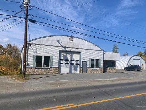481 Main Street Fort Kent ME 04743