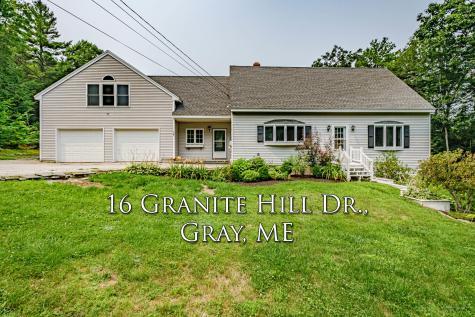 16 Granite Hill Drive Gray ME 04039