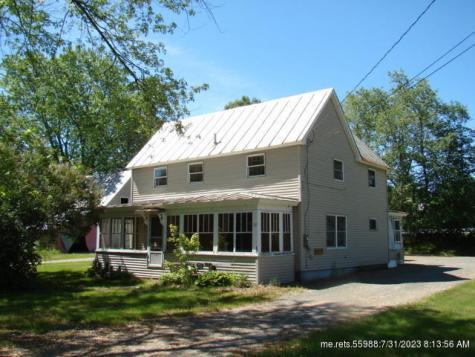31 Oak Street Anson ME 04911