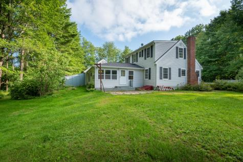 433 Bald Hill Road New Gloucester ME 04260