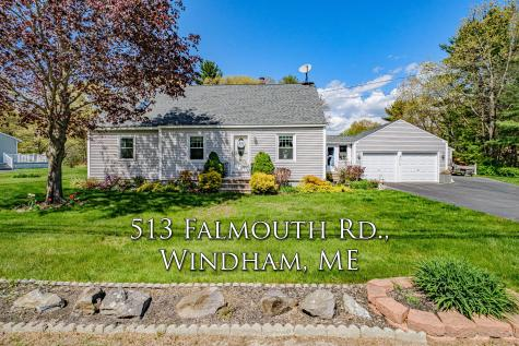 513 Falmouth Road Windham ME 04062