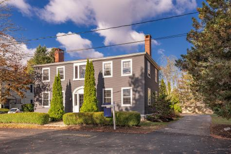 10 Chestnut Street Kennebunkport ME 04046