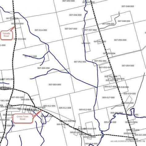 Cross Road Columbia Falls ME 04623