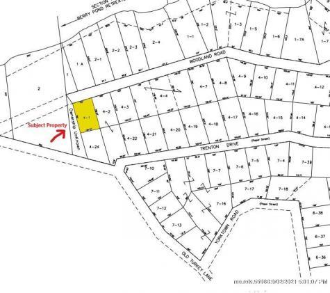 Lot 4-1 Woodland Lane Winthrop ME 04364