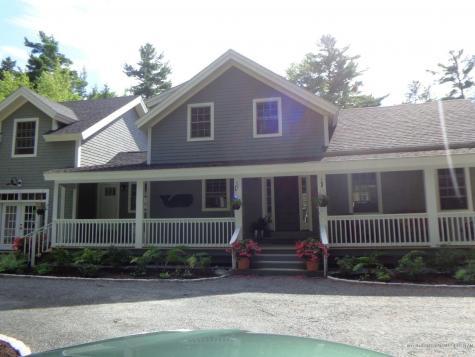 287 Parker Point Road Road Blue Hill ME 04614