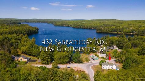 432 Sabbathday Road New Gloucester ME 04260
