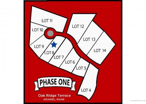TBD Oak Ridge Terrace - Lot 8 Arundel ME 04046
