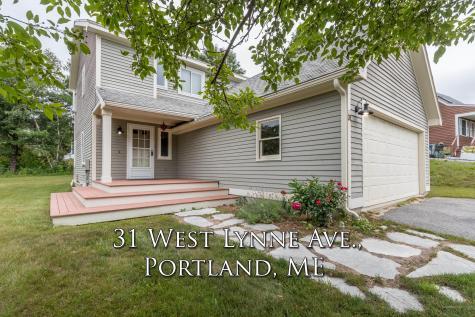 31 West Lynne Avenue Portland ME 04103